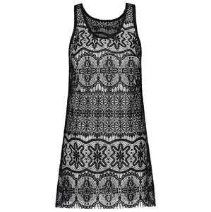 PALMERS Plážové šaty 'LACE BEACH Strandkleid'  černá