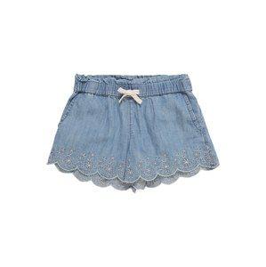 GAP Kalhoty 'EMBR'  modrá džínovina