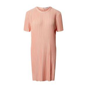 GLAMOROUS Šaty 'LADIES DRESS'  růžová / broskvová