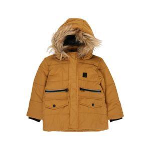 NAME IT Zimní bunda  bronzová