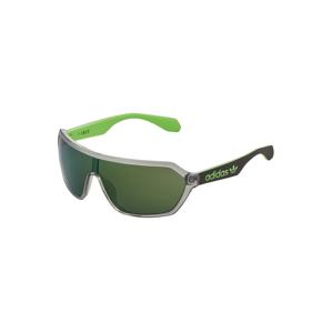 ADIDAS ORIGINALS Sluneční brýle  šedá / zelená
