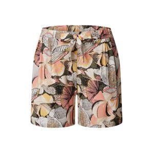 Soyaconcept Kalhoty  mix barev / broskvová