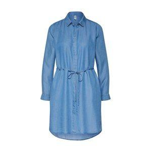 Soyaconcept Košilové šaty 'LIV 6'  světlemodrá