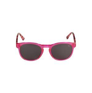 PUMA Sluneční brýle 'PJ0023S KID ACETATE'  fuchsiová / kouřově šedá