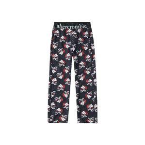 Abercrombie & Fitch Pyžamo 'XM18-PERSONALITY SLEEP PANTS'  námořnická modř