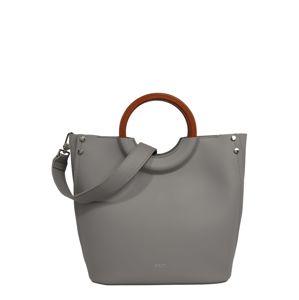INYATI Nákupní taška 'Viviana'  tmavě šedá