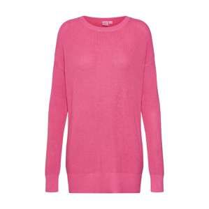 GAP Svetr 'V-CREW NECK COTTON TUNIC'  růže