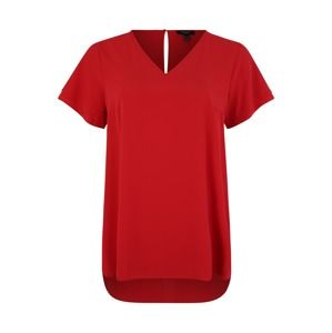 New Look Curves Halenka 'SILKY MORROCAIN NOAH TUNIC'  bordó