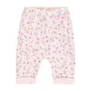 GAP Kalhoty  růžová / světle růžová / hnědá