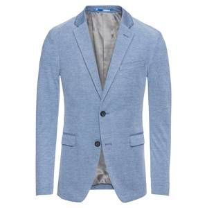 Esprit Collection Sako 'RL knit blazer'  světlemodrá
