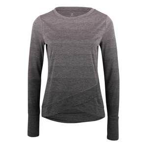 GAP Funkční tričko  tmavě šedá