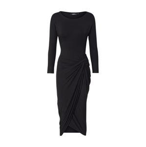 Tigha Společenské šaty 'Bess'  černá