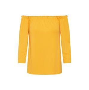 ONLY Tričko 'onlfFREE'  žlutá