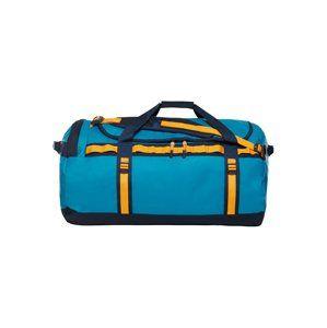 THE NORTH FACE Sportovní taška  noční modrá / nebeská modř / jasně oranžová
