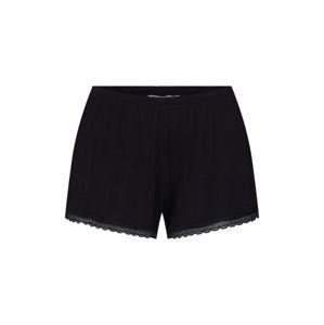 ABOUT YOU Pyžamové kalhoty 'Therese'  černá