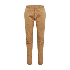 HUGO Chino kalhoty 'Glen194D'  béžová