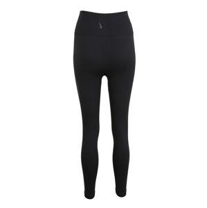NIKE Sportovní kalhoty 'Nike Yoga'  černá