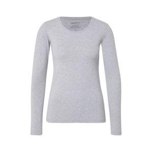 Organic Basics Tričko  šedá