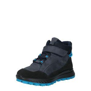 ECCO Tenisky 'Exostrike'  černá / chladná modrá