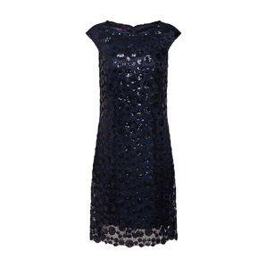 LAUREL Koktejlové šaty '12014'  noční modrá