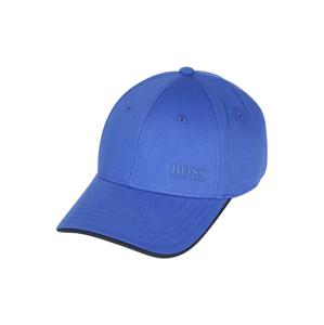 BOSS Kšiltovka  královská modrá