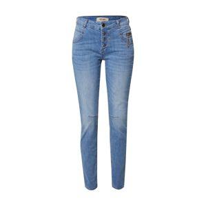 MOS MOSH Džíny 'Nelly Fly Jeans'  modrá džínovina / světlemodrá