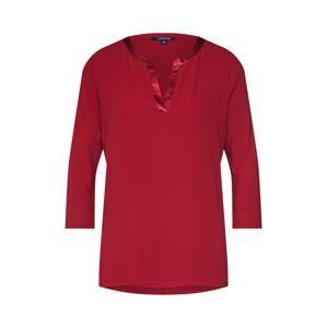 COMMA Tričko  červená