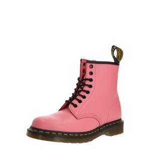 Dr. Martens Šněrovací boty '1460 Smooth'  černá / pink