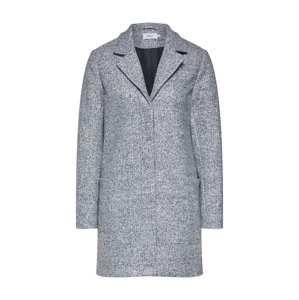 ONLY Přechodný kabát 'onlARYA MELANGE COAT OTW'  světle šedá