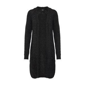 ONLY Pletený kabátek 'BERNICE'  tmavě šedá