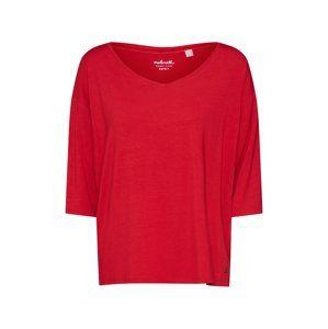 ESPRIT Tričko 'NOOS T-Shirt'  červená