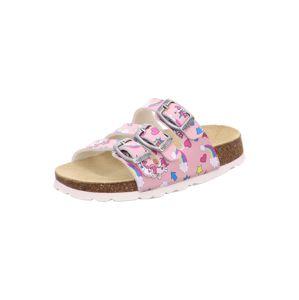 SUPERFIT Sandály  růžová