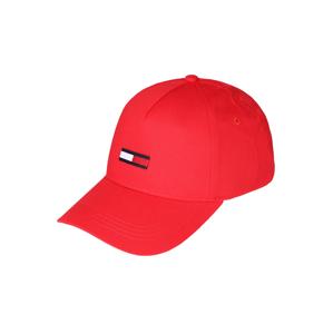Tommy Jeans Kšiltovka  námořnická modř / bílá / červená