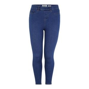 New Look Curves Jeggíny  blue denim
