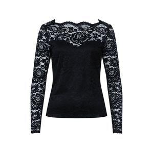 VILA Tričko 'ELLIS'  černá
