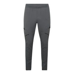 UNDER ARMOUR Sportovní kalhoty  šedá