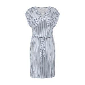ONLY Šaty 'Vertigo'  modrá / bílá