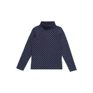 BLUE SEVEN Tričko  námořnická modř / bílá