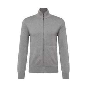 Banana Republic Kardigan 'PCC TIPPED FULL ZIP'  světle šedá