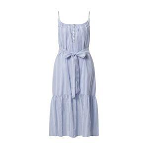 GAP Letní šaty  námořnická modř / pastelová modrá