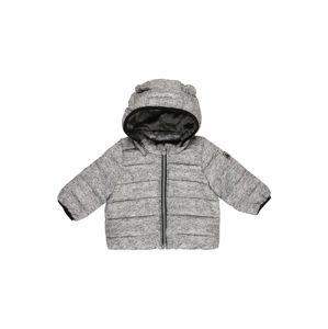 GAP Přechodná bunda  šedý melír