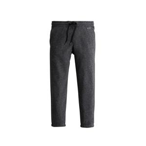 HOLLISTER Kalhoty  černý melír