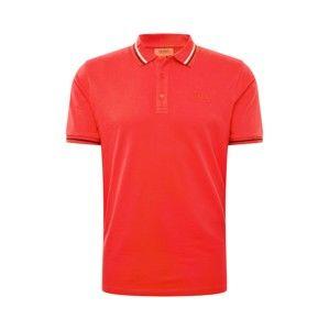 HUGO Tričko 'Daruso-U1'  červená
