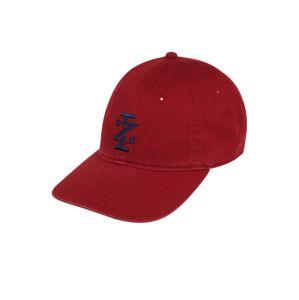 IZOD Kšiltovka 'BASIC LOGO CAP'  červená