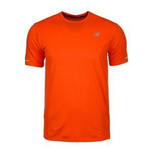 New Balance Funkční tričko 'Ice 2.0'  tmavě oranžová
