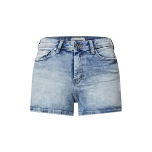 TOM TAILOR DENIM Shorts  modrá