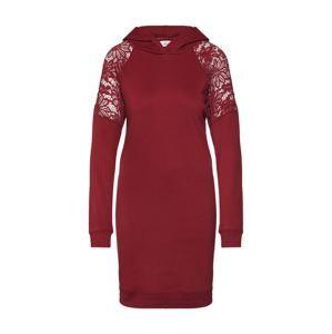 ONLY Šaty 'CATALINA'  červená