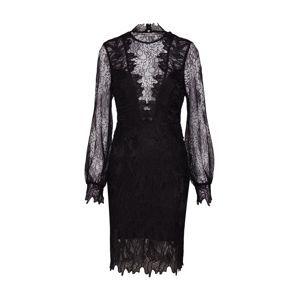 Bardot Koktejlové šaty 'Clarissa'  černá