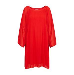 minimum Koktejlové šaty 'Jeane'  červená třešeň
