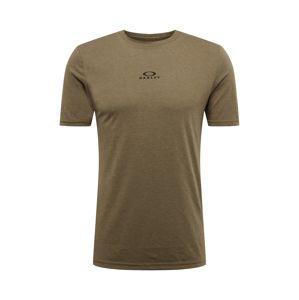 OAKLEY Funkční tričko 'BARK NEW SS'  hnědá